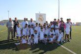 55 niños comienzan su formación en la Escuela Deportiva de la Fundación Real Madrid