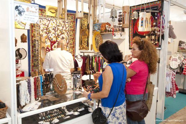 Cartagena abre sus puertas la v feria outlet de for Muebles diaz jumilla