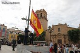 El ayuntamiento celebrará el acto institucional de Homenaje a la bandera el próximo domingo 12 de octubre, festividad de la Hispanidad