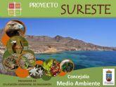 Medio Ambiente desarrolla una vez más en las aulas el Programa Sureste