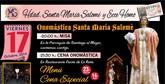 La Hdad. de Santa María Salomé celebrará una misa y una cena con motivo de su onomástica el próximo 17 de octubre