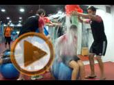 MOVE SOLIDARIO: En move se mojan para apoyar a los enfermos de ELA