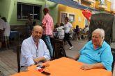 La Asociación Ecuménica de Camposol realiza su particular oktober fest en Puerto de Mazarrón