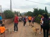 Alrededor de 100 personas participaron en la IX marcha solidaria a beneficio de Padisito y Cáritas
