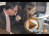 Totana y Alhama refuerzan la seguridad vial con un veh�culo especializado cedido por la Jefatura Provincial de Tr�fico