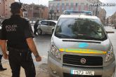 Totana y Alhama refuerzan la seguridad vial con un vehículo especializado cedido por la Jefatura Provincial de Tráfico - Foto 3