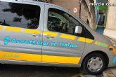 Totana y Alhama refuerzan la seguridad vial con un vehículo especializado cedido por la Jefatura Provincial de Tráfico - Foto 5
