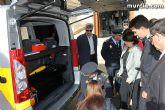Totana y Alhama refuerzan la seguridad vial con un vehículo especializado cedido por la Jefatura Provincial de Tráfico - Foto 37