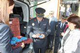 Totana y Alhama refuerzan la seguridad vial con un vehículo especializado cedido por la Jefatura Provincial de Tráfico - Foto 38