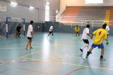 La liga local de fútbol sala se celebrará a finales de octubre