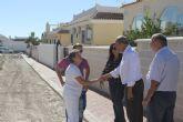 Técnicos municipales buscarán soluciones en la cabecera de la rambla para evitar inundaciones en Camposol
