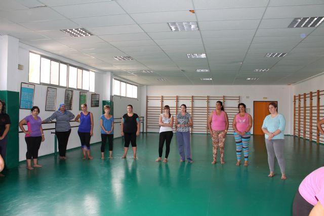 La Concejalía de la Mujer pone en marcha el 'Primer Taller de Autodefensa para Mujeres', Foto 1