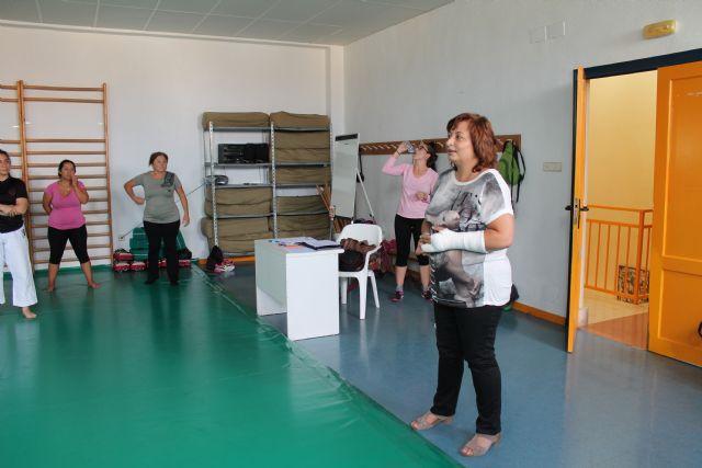 La Concejalía de la Mujer pone en marcha el 'Primer Taller de Autodefensa para Mujeres', Foto 2