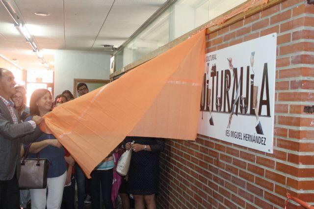 El IES Miguel Hernández pone en marcha 'Culturaula', Foto 3