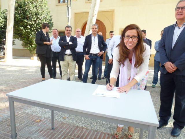 Tovar y los candidatos a las alcaldías de los principales municipios de la Región firman el Código Ético socialista por la transparencia y contra la corrupción - 17