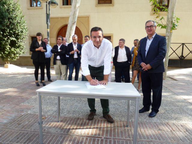 Tovar y los candidatos a las alcaldías de los principales municipios de la Región firman el Código Ético socialista por la transparencia y contra la corrupción - 19