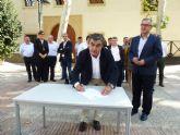 Tovar y los candidatos a las alcaldías de los principales municipios de la Región firman el Código Ético socialista por la transparencia y contra la corrupción - Foto 3