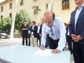 Tovar y los candidatos a las alcaldías de los principales municipios de la Región firman el Código Ético socialista por la transparencia y contra la corrupción - Foto 6