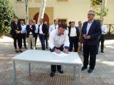 Tovar y los candidatos a las alcaldías de los principales municipios de la Región firman el Código Ético socialista por la transparencia y contra la corrupción - Foto 9