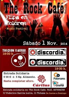 Vuelve el festival solidario, vuelve FLIPAENCOLORES.COM, Foto 1
