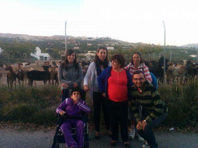 PADISITO celebró la fiesta Halloween en una casa rural de Velez Blanco, Foto 1