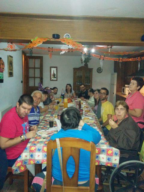 PADISITO celebró la fiesta Halloween en una casa rural de Velez Blanco, Foto 3