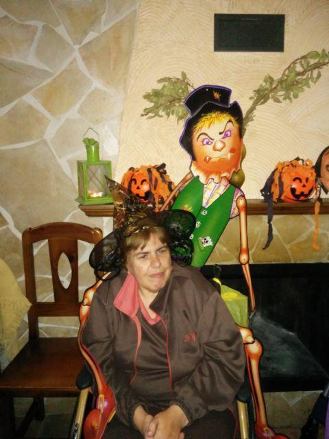 PADISITO celebró la fiesta Halloween en una casa rural de Velez Blanco, Foto 4