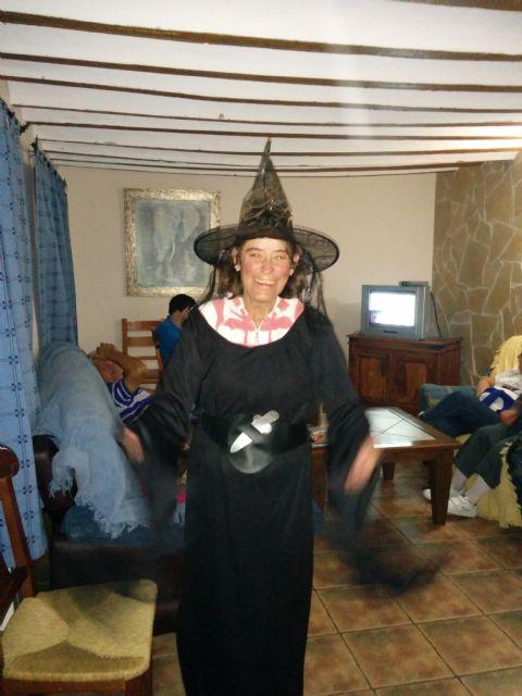 PADISITO celebró la fiesta Halloween en una casa rural de Velez Blanco, Foto 5