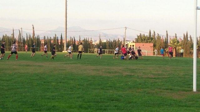 12 jugadores del Club de Rugby Totana participaron en la 1ª convocatoria la selección murciana de rugby sub-21, sub-18, y sub-16, Foto 1