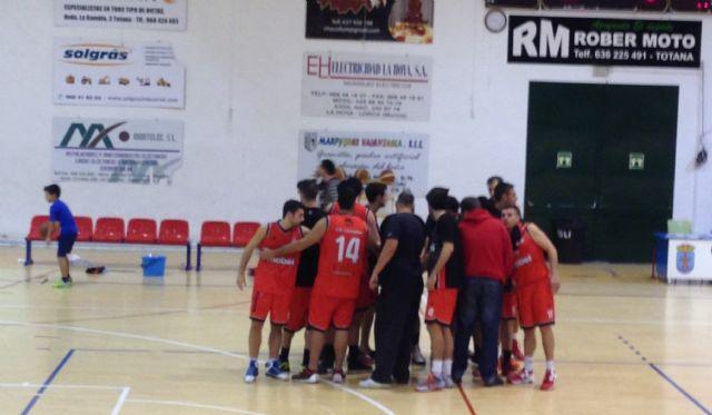 CB Totana pierde ante Estudiantes de Cartagena, Foto 3