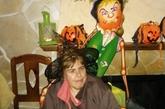 PADISITO celebró la fiesta Halloween en una casa rural de Velez Blanco