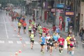 Atletas del Club de Atletismo de Totana participaron en la II Maraton de Murcia