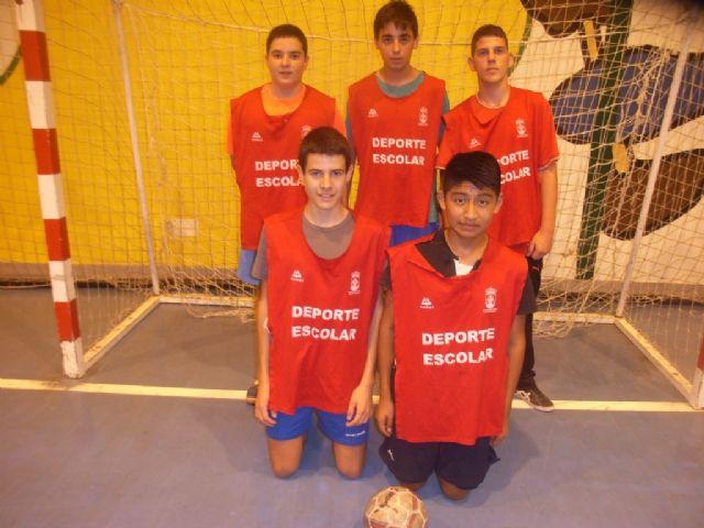 Comienza la Fase Local de Multideporte benjamín y de Fútbol Sala cadete del programa de Deporte Escolar, Foto 1