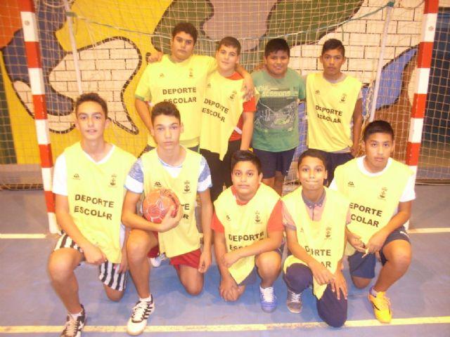 Comienza la Fase Local de Multideporte benjamín y de Fútbol Sala cadete del programa de Deporte Escolar, Foto 2