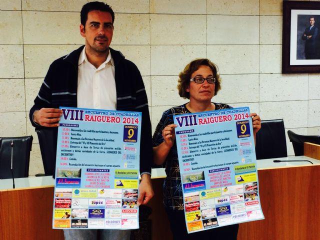 El Raiguero celebra este domingo el VIII Encuentro de Cuadrillas que organizan las asociaciones de mujeres rurales, Foto 1