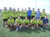 Goleada del equipo Droguería Librería Patricio, en la cuarta jornada de la Liga Local de Fútbol Juega Limpio