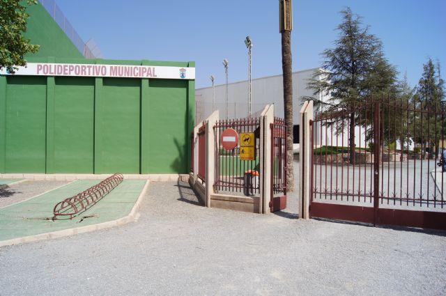 La Comunidad Autónoma otorga una subvención para realizar obras de reparación y reforma en las instalaciones deportivas de Totana, Foto 1