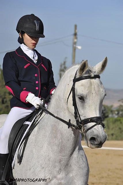 La totanera Mari Carmen Tudela Soto subió al podium en el Campeonato de Doma Clásica de la Región de Murcia, Foto 3