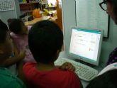 La actividad Conoce tu biblioteca inaugura el programa de actividades propuesto a los centros docentes de Totana