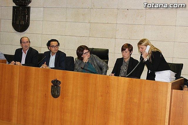 El Pleno ha aprobado la modificación de varios convenios urbanísticos, Foto 1