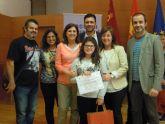 Cristina L�pez, del Pr�ncipe de España, premiada en el concurso regional