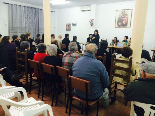 La campaña Yo Cuento continúa con la reunión participativa en el barrio de San José, Foto 1