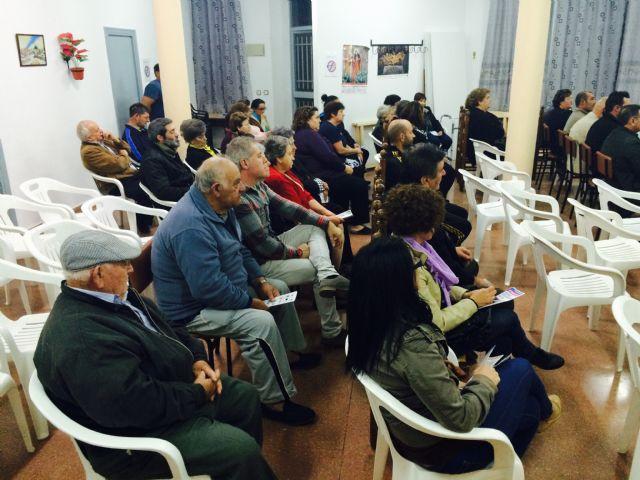 La campaña Yo Cuento continúa con la reunión participativa en el barrio de San José, Foto 3