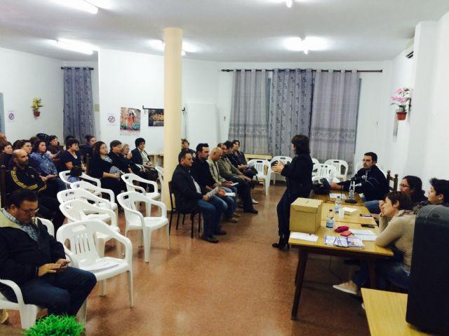 La campaña Yo Cuento continúa con la reunión participativa en el barrio de San José, Foto 4