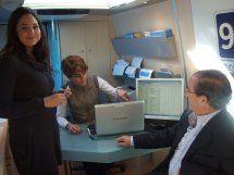 EL INFOmóvil asesora a un total de 14 emprendedores y empresarios de Totana, Foto 1