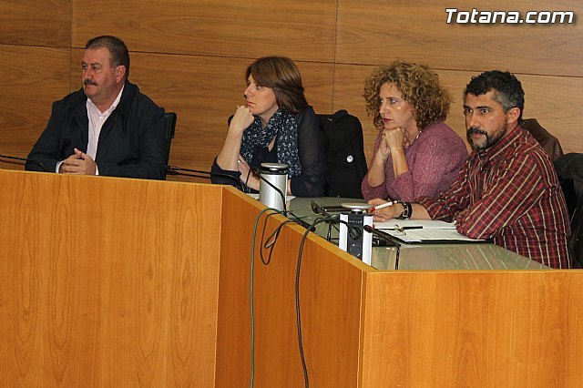 El Grupo Municipal Socialista vota en contra de la renovación de 13 convenios urbanísticos que el PP pretende incorporar al PGOU, Foto 1
