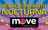 MOVE organiza una Velada infantil nocturna con juegos, cine, canciones, etc.