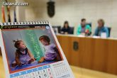 Se presenta el nuevo calendario del 2015 que D´Genes edita cada año, una iniciativa solidaria para recaudar fondos - 3