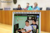 Se presenta el nuevo calendario del 2015 que D´Genes edita cada año, una iniciativa solidaria para recaudar fondos - 7