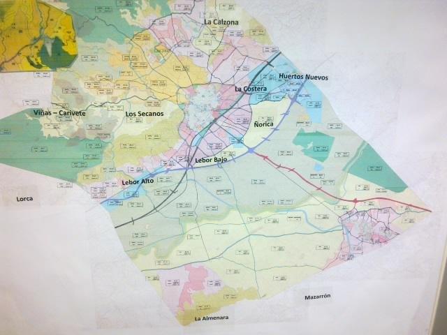 PODEMOS Totana denuncia las mentiras del PP porque sólo reduce un 1% de las viviendas previstas en el PGOU, Foto 1